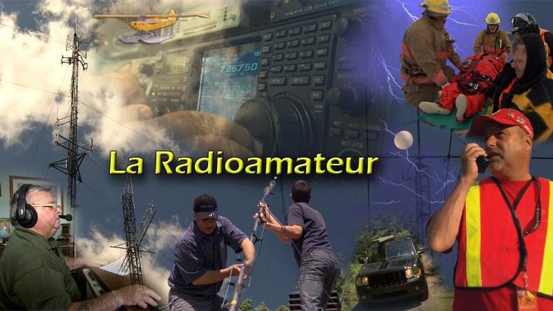 Vidéo sur la Radioamateur